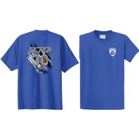 OCPCA Shirt Blue